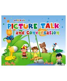 Jolly Kids Picture Talk And Conversation Book