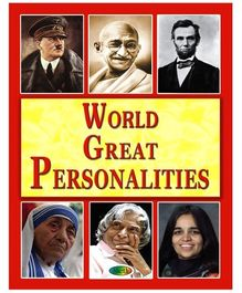 Jolly Kids World Great Personalities Book