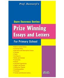 Jolly Kids Prize Winning Essays And Letters Book