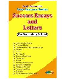 Jolly Kids Success Essays And Letters Book