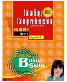 Jolly Kids Excel Basic Skills Reading And Comprehension Book - 1