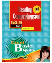 Jolly Kids Excel Basic Skills Reading And Comprehension Book - 2
