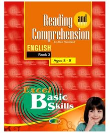 Jolly Kids Excel Basic Skills Reading And Comprehension Book - 3