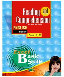 Jolly Kids Excel Basic Skills Reading And Comprehension Book - 5
