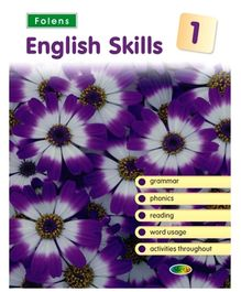 Jolly Kids Folens English Skills Series Book - 1