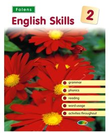 Jolly Kids Folens English Skills Series Book - 2