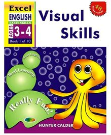 Jolly Kids Excel English Visual Skills Book - 1 Of 10