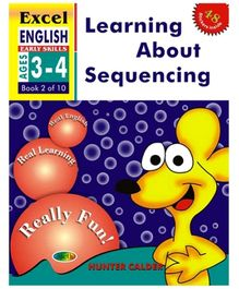 Jolly Kids Excel English Learning About Sequencing  Book - 2 Of 10