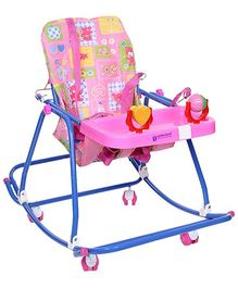 Mothertouch 3 In 1 Walker Deluxe - Pink