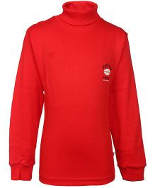 Ollypop - Full Sleeves T-Shirt With Polo Neck