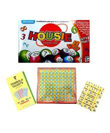 Bingo - Tambola Game Set