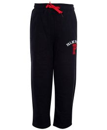 Palm Tree - Full Length Track Pant Palm Sport Machine Embroidery