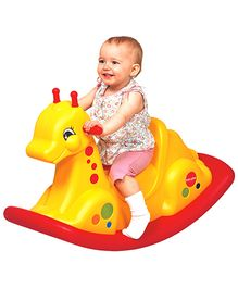 Eduplay Rocking Giraffe Rocker Yellow - NP 1002