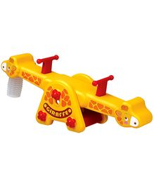 Eduplay - Giraffe See Saw Red And Yellow