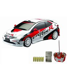 Auldey Honda Civic Typer R Red Remote Controlled Car