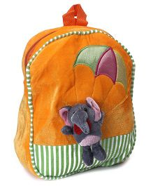 Dimpy Flying Jumbo Shoulder Bag - Orange