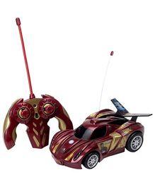 Majorette Marvel Avengers Iron Man Remote Control Racer