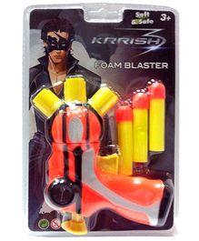 Krrish 3 Foam Blaster - Orange