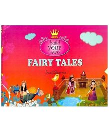 Scholastic Build Your Own Fairy Tales Book - English