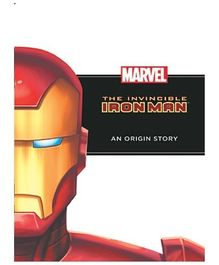 Scholastic Marvel The Invincible Iron Man An Origin Story - English