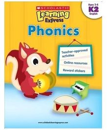Scholastic Learning Express K2 Phonics - English