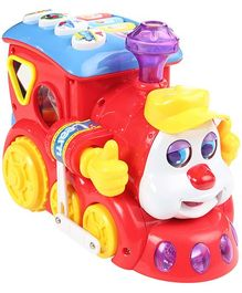 Mee Mee Happy Train Musical Toy