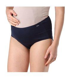 Morph Navy Blue Maternity Hygiene Panty