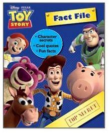 Parragon Disney Pixar Toy Story - Fact File