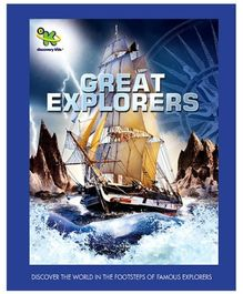 Parragon Discovery Kids Great Explorers