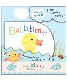 Parragon Bathtime - Squirt Splash And Play