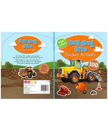 Parragon Building Site Sticker Activity - Stick And Learn