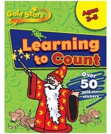 Parragon Goldstars Learning to Count