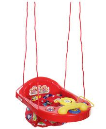 New Natraj Red Activity Swing Animal Print