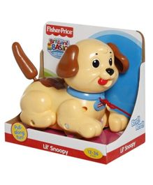 Fisher Price - Yip Yip Lil Snoopy