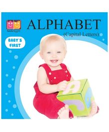 Smile Books Babys First - Alphabet Capital Letters