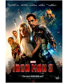 Marvel Iron Man 3 English - DVD
