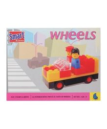 Peacock Smart Blocks Wheels
