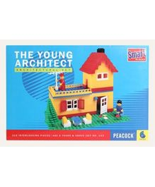 Peacock Smart Blocks - The Young Architect