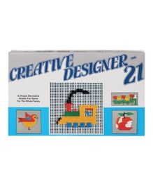 Peacock - Creative Designer