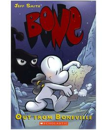 Scholastic  Out From Boneville Book