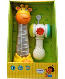 Beebop Giraffe Fun Toy