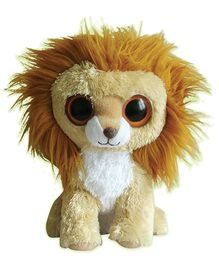 Animal Planet Little Kingdom Lion Soft Toy - 10 Inches