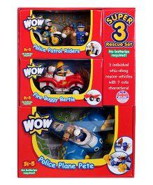 WOW Super 3 Rescue Set