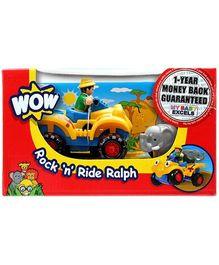 Wow Rock N Ride Ralph Play Set