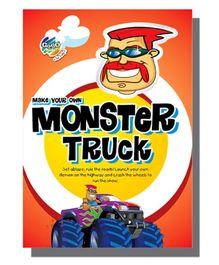 Chitra Model Construction Book - Monster Truck