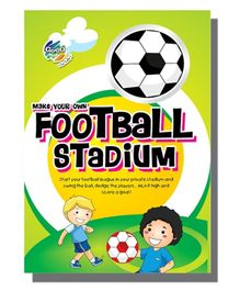 Chitra Model Construction Book - Football Stadium