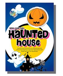 Chitra Model Construction Book - Haunted House