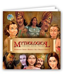 Chitra Mythological Indian Epic Tales Book