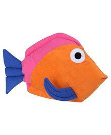 Tickles Fish Shaped Cushion
