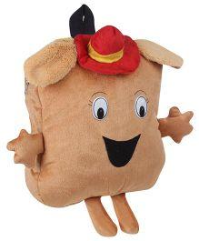 Tickles Shoulder Bag - Brown